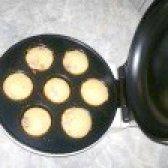 Як приготувати кекси з шинкою і сиром в кексопечке - рецепт