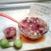 Як приготувати кисіль з грушами і ягодами - рецепт