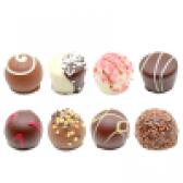 Цукерки шоколадні - калорійність і склад. шкоду цукерок шоколадних
