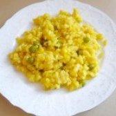 Як приготувати рис із зеленим горошком і кукурудзою - рецепт