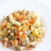 Як приготувати салат дарья - рецепт