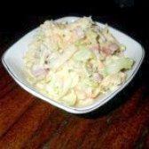 Як приготувати салат з капусти з ковбасою - рецепт