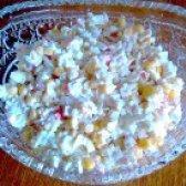 Як приготувати салат з крабовими паличками з кукурудзою - рецепт
