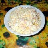 Як приготувати салат зі свіжої капусти з копченої куркою - рецепт