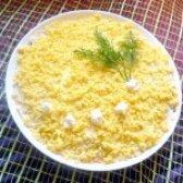Як приготувати салат мімоза - рецепт