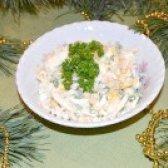 Як приготувати салат морський бриз - рецепт