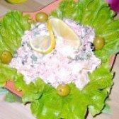 Як приготувати салат нева - рецепт
