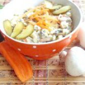Як приготувати салат николь - рецепт