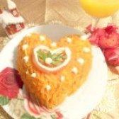 Як приготувати салат вогняне серце - рецепт