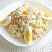 Як приготувати салат олів'є - рецепт