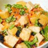 Як приготувати салат панцанелла - рецепт
