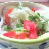 Як приготувати салат помідори з огірком - рецепт