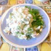 Як приготувати салат з крабовими паличками і морквою - рецепт