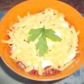 Як приготувати салат з крабовими паличками помідорами і сиром - рецепт