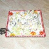 Як приготувати салат з морською капустою і крабовим м'ясом - рецепт