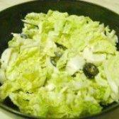 Як приготувати салат з пекінською капустою і яйцями - рецепт