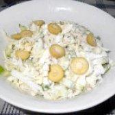 Як приготувати салат з тунцем і пекінською капустою - рецепт