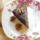 Як приготувати шоколадно-горіховий пиріг - рецепт