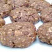 Як приготувати шоколадне овсяно-житнє печиво - рецепт