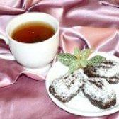 Як приготувати шоколадне тістечко картопля з мармеладом - рецепт