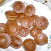 Як приготувати шоколадні кекси в грубці для кексів - рецепт