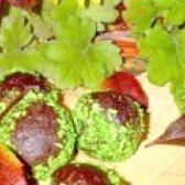 Як приготувати шоколадні цукерки каштани - рецепт