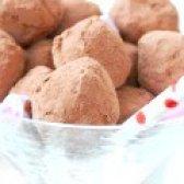 Як приготувати шоколадні трюфелі - рецепт
