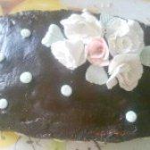 Як приготувати шоколадний тортик - рецепт