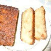 Як приготувати солодкий картопляний пиріг з яблуками - рецепт