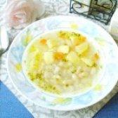 Як приготувати суп квасолевий з вівсянкою - рецепт