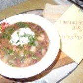 Як приготувати суп з червоної квасолі і курячого м'яса - рецепт
