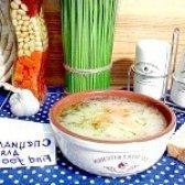 Як приготувати суп з вівсяних пластівців і сиру - рецепт