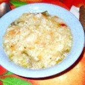 Як приготувати суп капустяний з рисом - рецепт