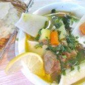 Як приготувати суп на баранині - рецепт