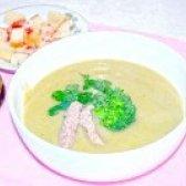 Як приготувати суп-пюре з брокколі - рецепт