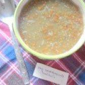 Як приготувати суп з сочевицею та горохом - рецепт