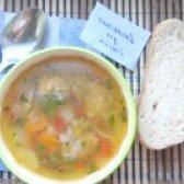 Як приготувати суп з фрикадельками та овочами - рецепт