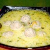 Як приготувати суп з фрикадельками і сиром - рецепт