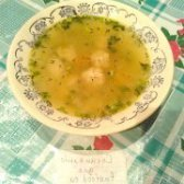 Як приготувати суп з фрикадельками з овочерізки - рецепт