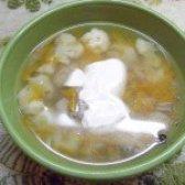 Як приготувати суп з фрикадельками класичний - рецепт