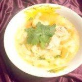 Як приготувати суп з куркою і макаронами - рецепт