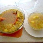 Як приготувати суп з нутом і овочами - рецепт