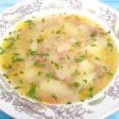 Як приготувати суп з вівсяними пластівцями і сарделькою - рецепт