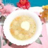 Як приготувати суп з рисом і сирними галушками - рецепт