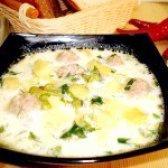 Як приготувати суп з сирками і фрикадельками - рецепт