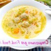 Як приготувати суп з вермішеллю і фрикадельками - рецепт