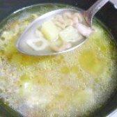 Як приготувати суп зі смаженою вермішеллю - рецепт