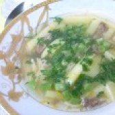 Як приготувати суп зі стручкової квасолею і тушонкою - рецепт