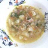 Як приготувати суп зірочки - рецепт