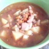 Як приготувати томатний суп з сочевицею - рецепт